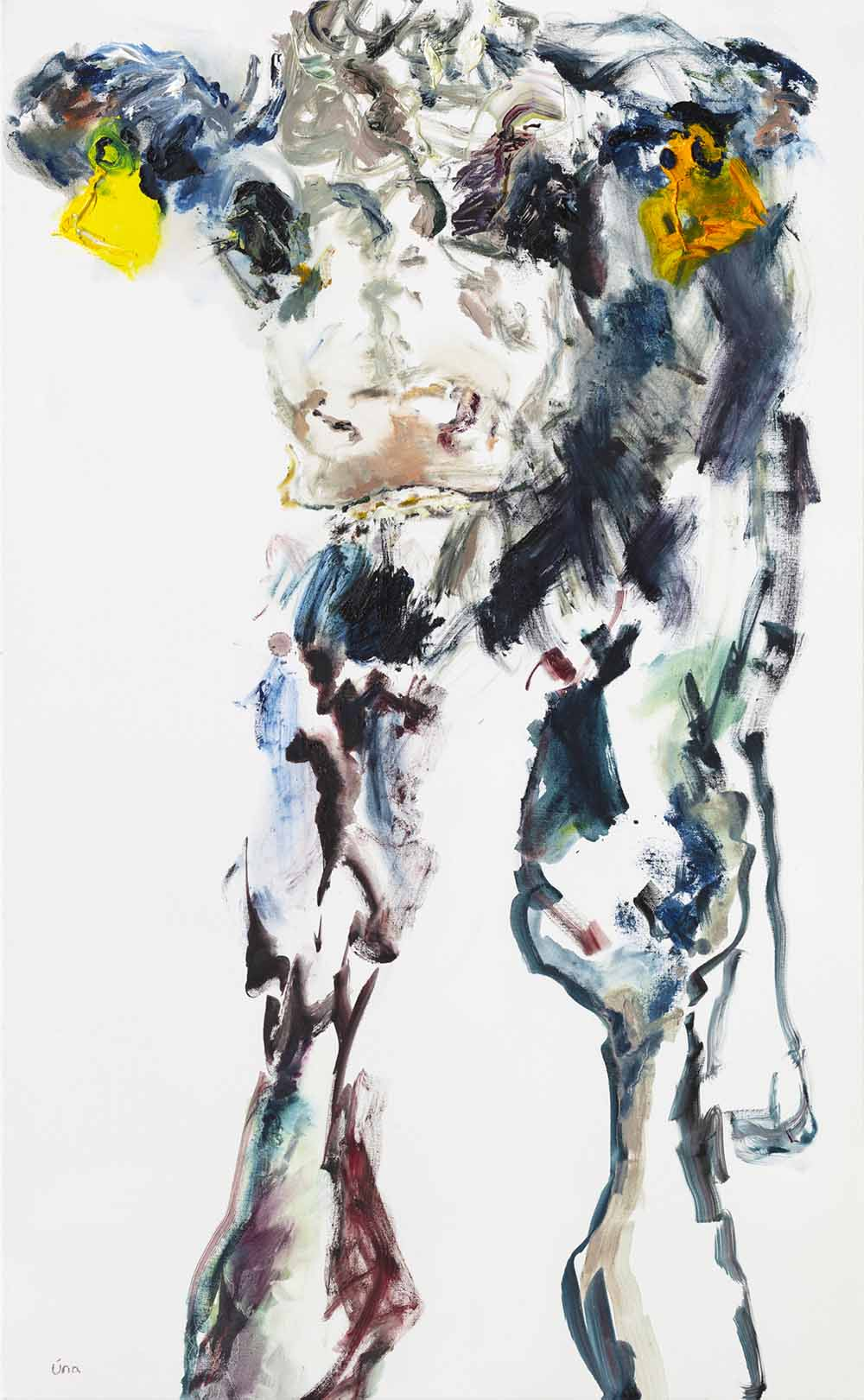 Sprightly Calf