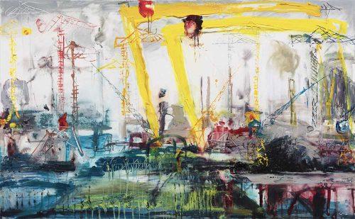 Smoke, Coal And Cranes